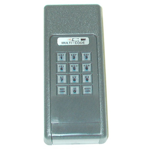 multicode keyless entry keypad 4200