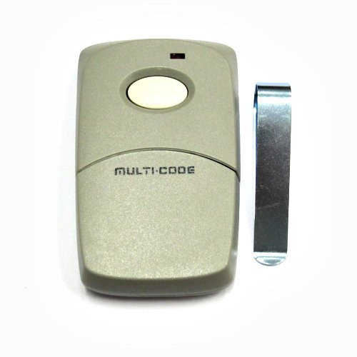 Multi Code Garage Door Opener Radio Controls Remote